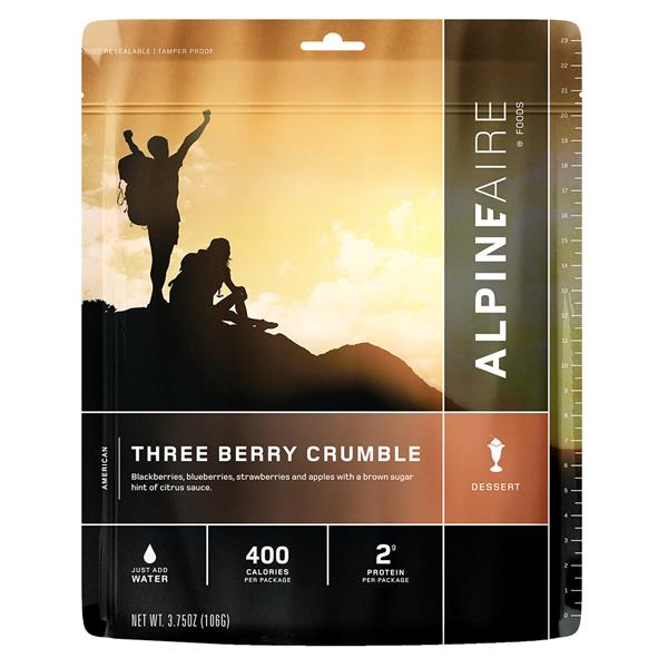 Alpine Aire Foods - Three Berry Crumble