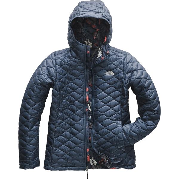 The North Face - Manteau à capuchon Thermoball pour femme