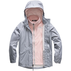 9b20df5759 The North Face - Manteau Stormy Rain Triclimate pour fille