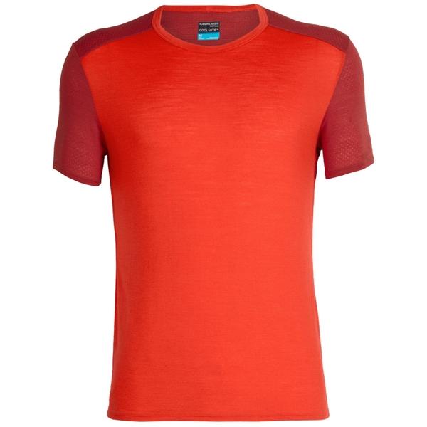 Icebreaker - Men's Cool-Lite Amplify Crewe T-Shirt