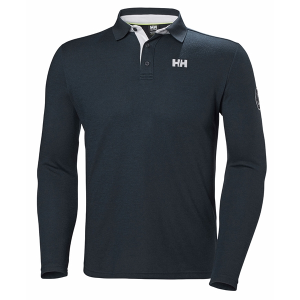 check-out 91375 48984 Polo à manches longues Skagen Quickdry pour homme - Helly ...