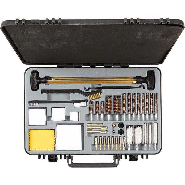 Allen - Kit de nettoyage d'armes à feu Krome universel 50 pièces