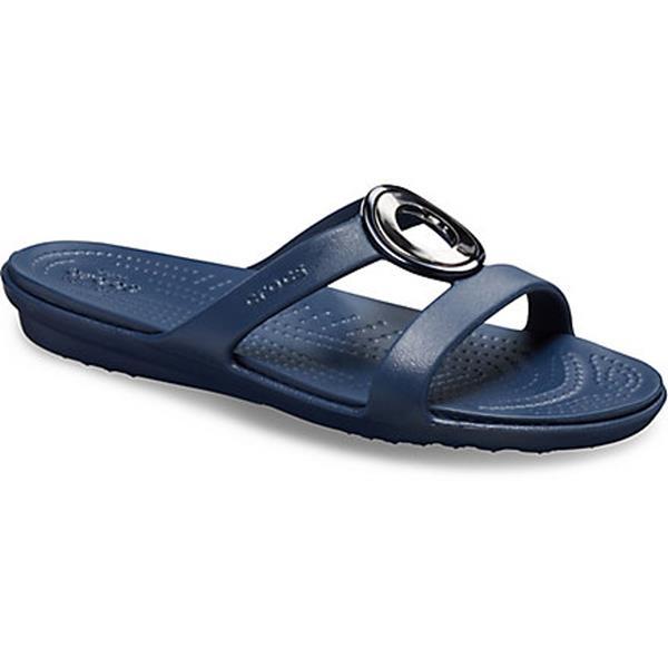 Crocs - Sandales Sanrah MetalBlock pour femme