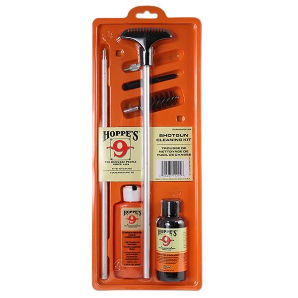 Hoppe's 9 - Cleaning Kit for 12 Ga Shotguns