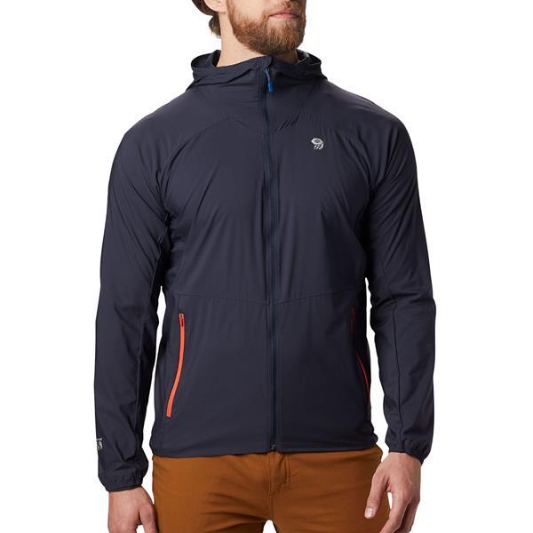 Mountain Hardwear - Manteau à capuchon Kor Preshell pour homme