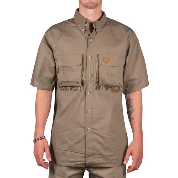 Mossy Oak - Men's Dirt Short Sleeve Hunting Shirt