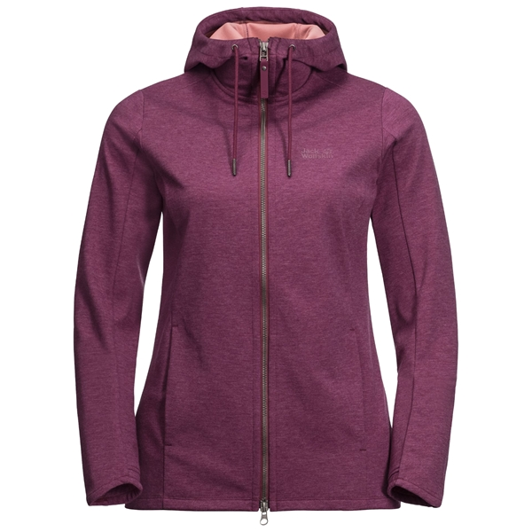 Jack Wolfskin - Women's Riverland Hooded Jacket