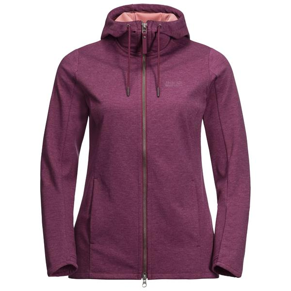 Jack Wolfskin - Women's Riverland Hooded Jacket