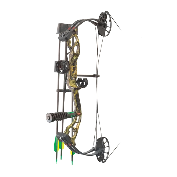 PSE Archery - Right-Handed Mini Burner 40 Bow