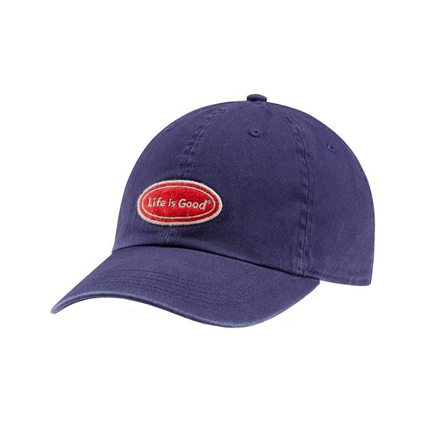 Life is good - LIG Oval Chill Cap
