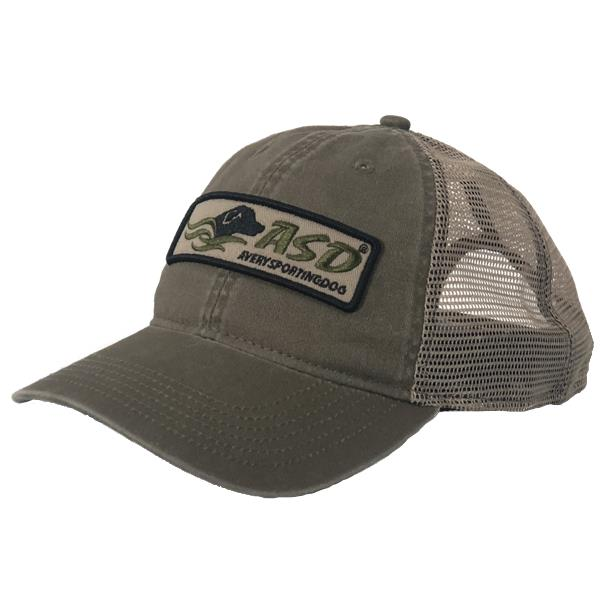 Avery Sporting Dog - Casquette ASD Patch