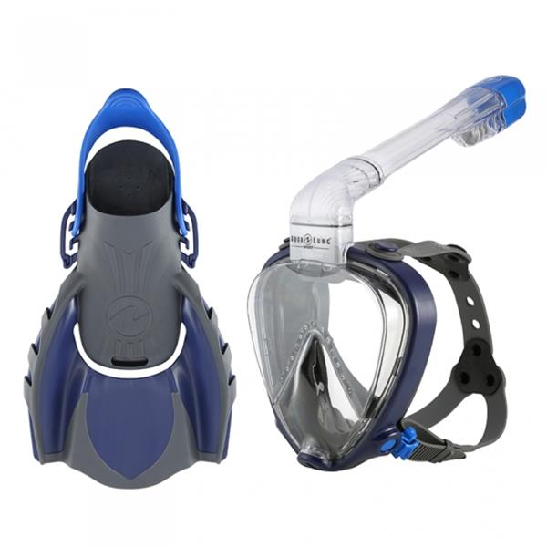 Aqua Lung Sport - Ensemble de plongée Smart Snorkel