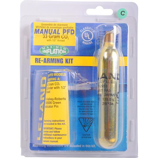 Leland - Manual PFD Re-Arming Kit