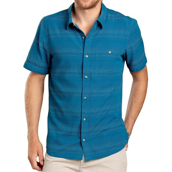 Toad and Co. - Men's Airlift Short Sleeve Slim Shirt