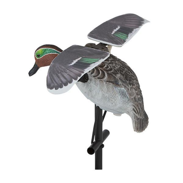 Lucky Duck - Appelant à canard Flapper Teal HD
