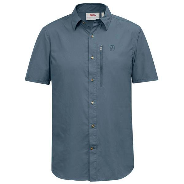 Fjällräven - Men's Abisko Hike Short-Sleeve Shirt