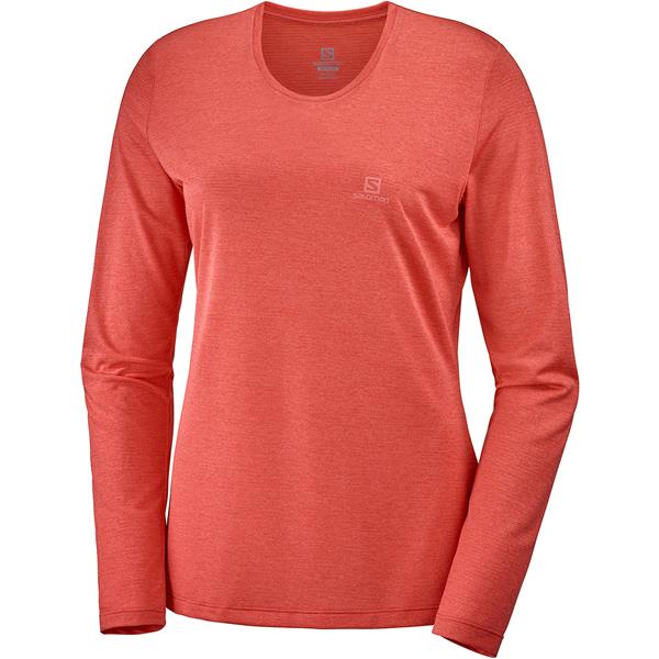 Salomon - Women's Agile Long Sleeve Tee