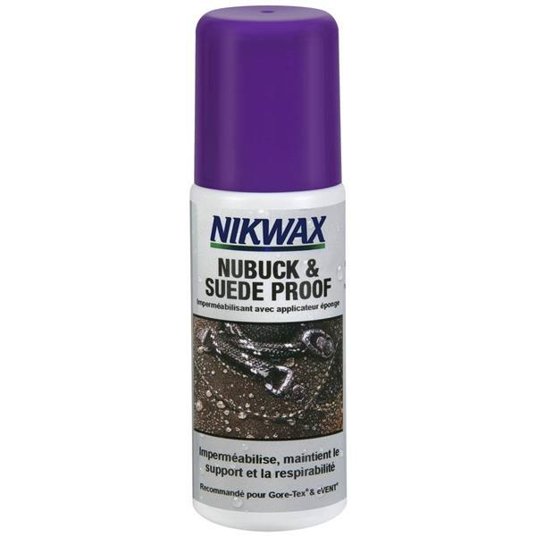 Nikwax - Enduit imperméabilisant nubuck et suède