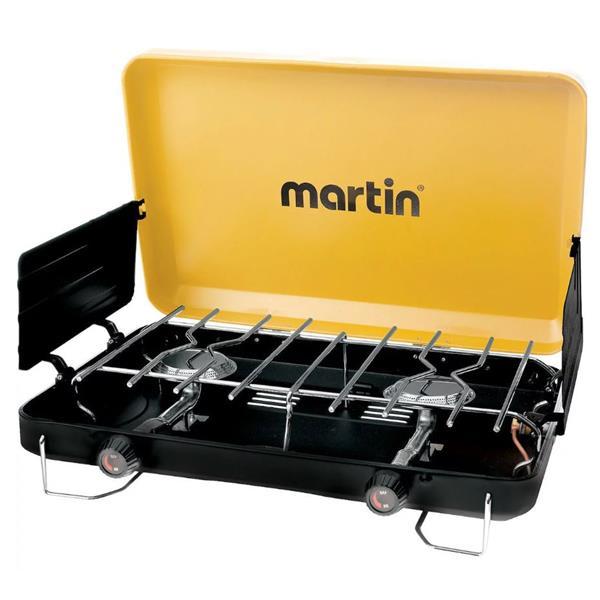 Martin - Réchaud 2 brûleurs 220-009