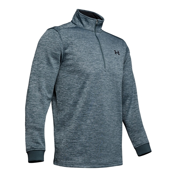 Under Armour - Men's Fleece 1/2 Zip Long Sleeve Shirt