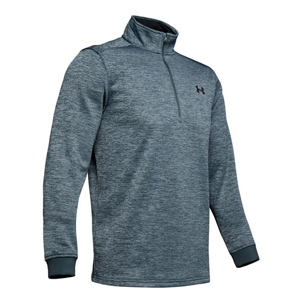 Under Armour - Men's Fleece 1/2 Zip Long Sleeve Shirt