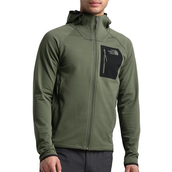 The North Face - Veste à capuchon Borod pour homme