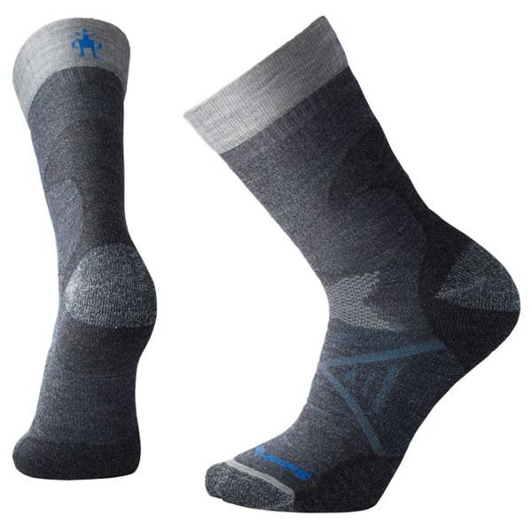 Smartwool - Chaussettes PhD Pro Outdoor Medium Crew pour homme