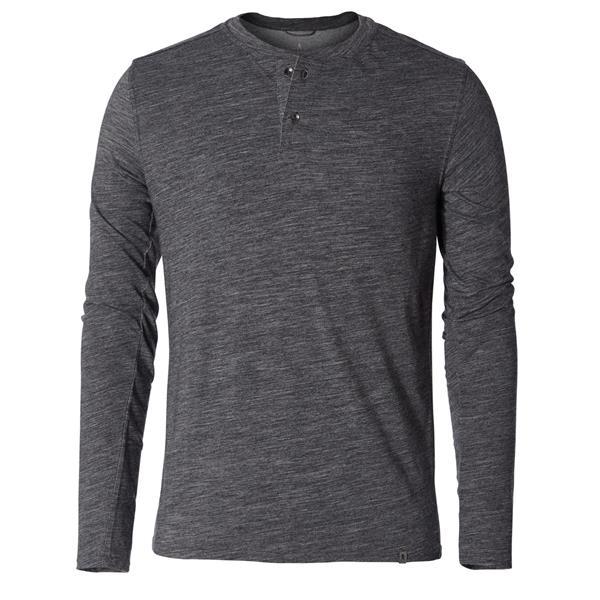 Royal Robbins - Men's Merinolux Henley Long Sleeve Shirt