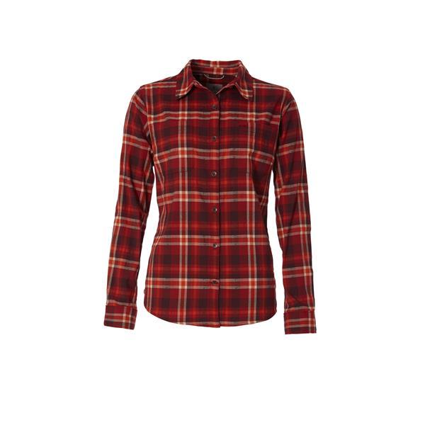 Royal Robbins - Women's Thermotech Flannel Shirt