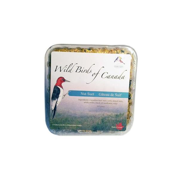 Wild Bird Trading - Suif pour oiseaux aux noix