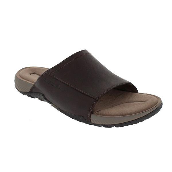 Merrell - Sandales Terrant Slide Leather