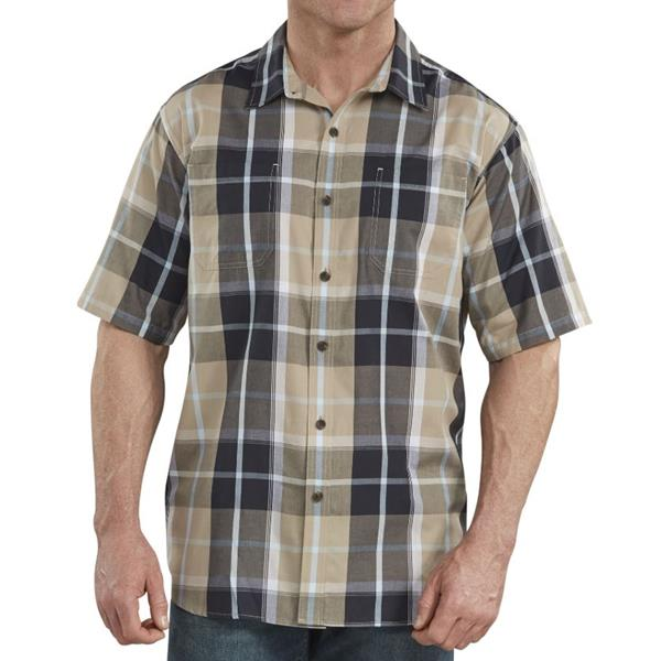 Dickies - Chemise à tissu écossais à coupe décontractée