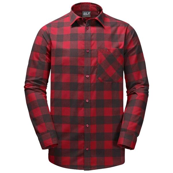 Jack Wolfskin - Chemise Red River pour homme