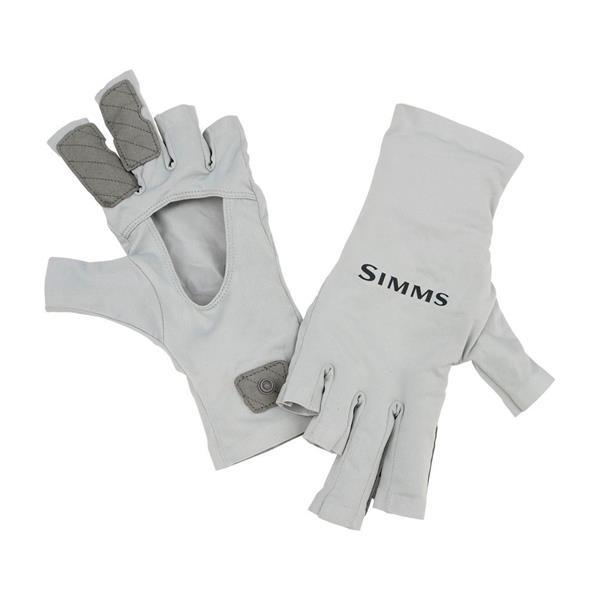 Simms - Gants demi-doigts SolarFlex