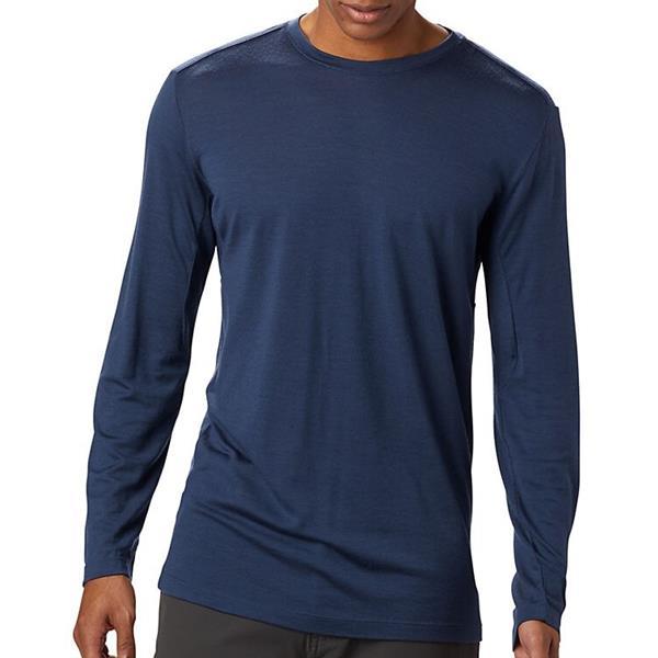 Mountain Hardwear - Men's Diamond Peak Long Sleeve Shirt
