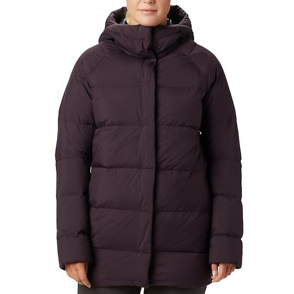 Mountain Hardwear - Parka en duvet Glacial Storm pour femme