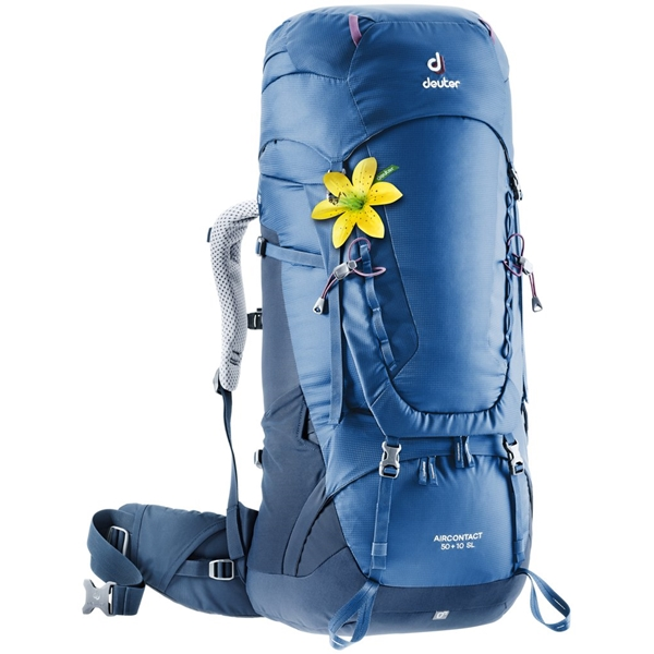 Deuter - Women's Aircontact 50 +10 SL Backpack