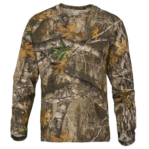 Browning - Men's Wasatch Long Sleeve T-Shirt