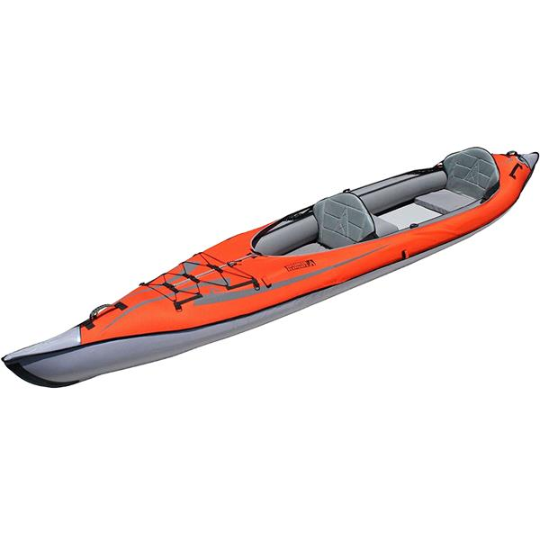 Advanced Elements - Kayak gonflable Advanceframe Convertible Elite