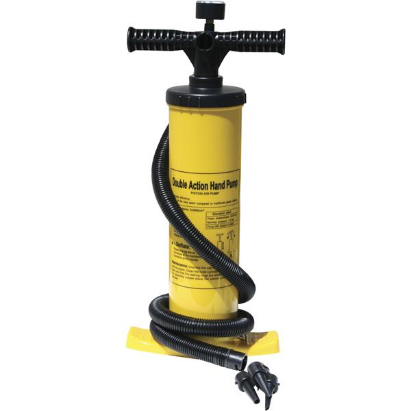 Advanced Elements - Double-Action Hand Pump With Pressure Gauge