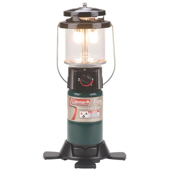 Coleman - Lanterne Luxe PerfectFlow à 2 manchons