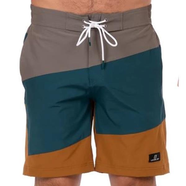 Level Six - Men's Slanted Shorts