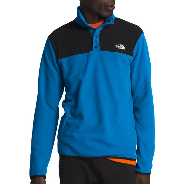 The North Face - Men's TKA Glacier Snap-Neck Pullover
