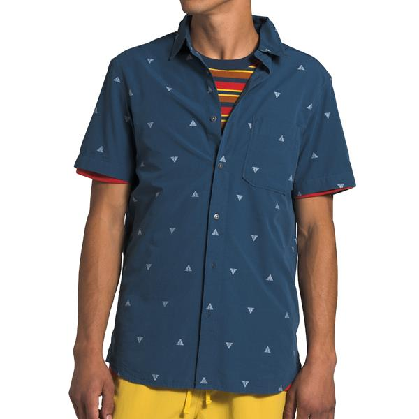 The North Face - Men's Short Sleeve Baytrail Jacq Shirt