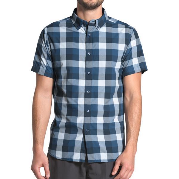 The North Face - Men's Monanock II Short Sleeve Shirt