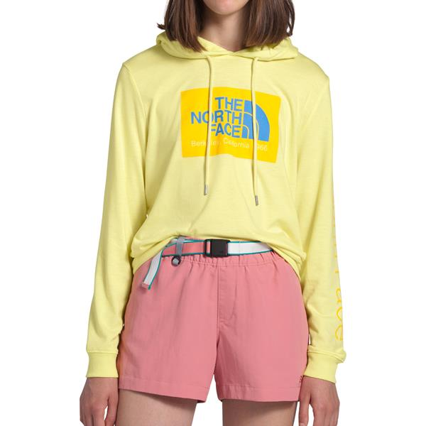 The North Face - Women's 66 California Tri-Blend Pullover Hoodie