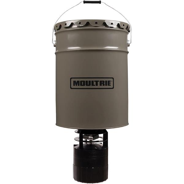 Moultrie - 6.5 Gallon Pro Hunter II Hanging Feeder