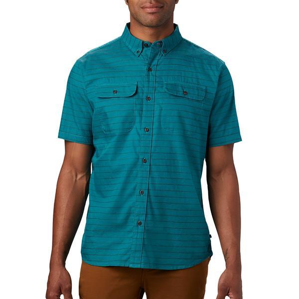 Mountain Hardwear - Men's Crystal Valley Short Sleeve Shirt