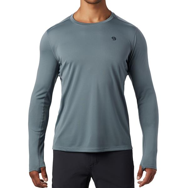 Mountain Hardwear - Men's Wicked Tech Long Sleeve Shirt
