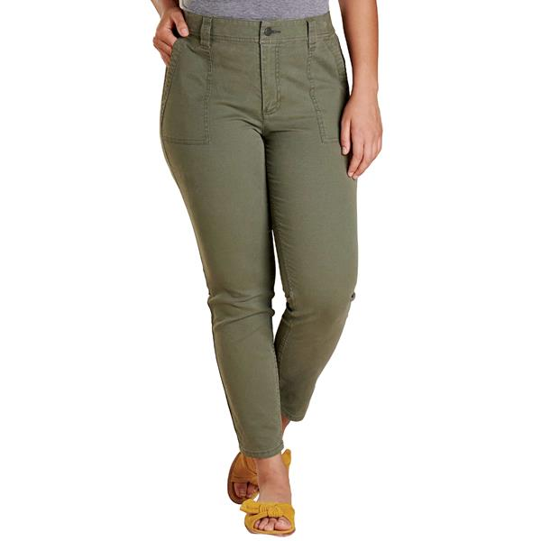 Toad and Co. - Pantalon Earthworks Ankle pour femme
